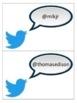 Twitter Social Media Technology Theme Decoration: 26 Inspi