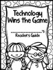 Technology Wins the Game Journey's Supplemental Activities