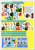 Hi-Tech alphabet flash cards A5