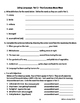Tecumseh Biography Informational Texts Activities Grade 4, 5, 6