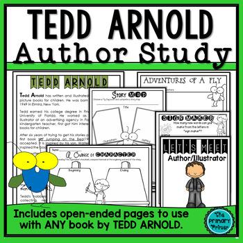 Tedd Arnold:  An Author Study Packet