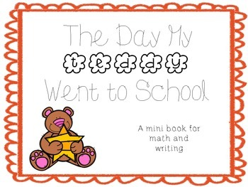 Teddy Bear Day Mini-Book