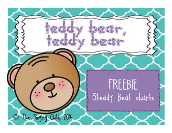 Teddy Bear FREEBIE