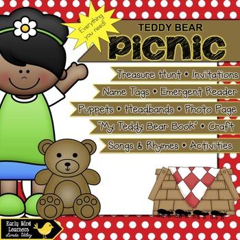 Teddy Bear Picnic Activities