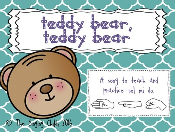 Teddy Bear: Pitch charts