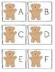 Teddy Bear Themed Alphabet Read and Write the Room