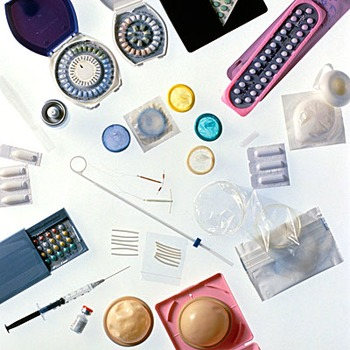 Teen Health; Contraception Test (Power Point available for