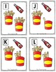 Kindergarten - Special Education - Teen Number Game-Let's