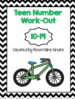 Teen Number Work-Outs