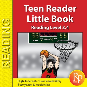 Teen Reader Little Book: The Boy Who Thought He Was the Best
