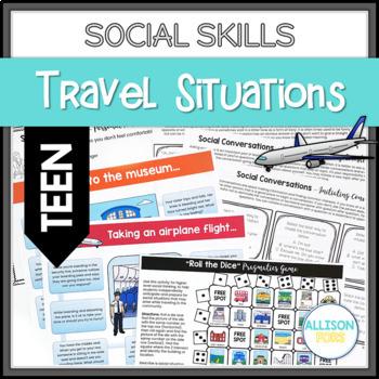 Teen: Traveling Social Skills