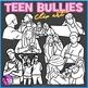 Teens bullying clip art