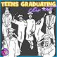 Teens Graduating clip art