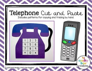 Telephone Cut and Paste