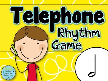 Telephone Rhythms {half note}