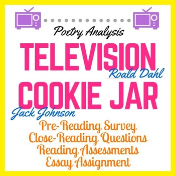 Television by Roald Dahl and Cookie Jar by Jack Johnson: P