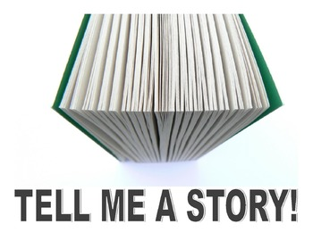 Tell Me A Story - narrative game