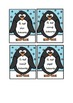 Tell the Time in French Penguin Cards