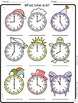 Telling Time Worksheets and Activities Bundle