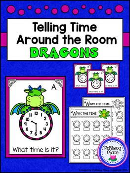 Telling Time Around the Room: Dragons