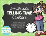 Telling Time Centers