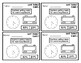 Telling Time Exit Tickets {2.MD.C.7}
