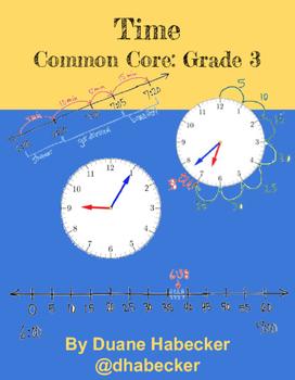 Telling Time (Grade 3)