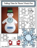 """Telling Time Is """"Snow"""" Much Fun: Analog & Digital Time To"""