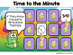 Telling Time Memory Match ~ Interactive PowerPoint Game