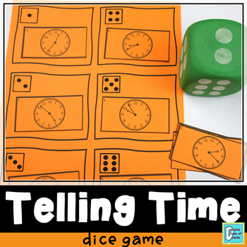 Telling Time - 1 Minute