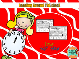 Telling Time reading stories-hour to half hour