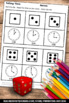 Telling Time to the Hour Worksheets 1st Grade Special Educ