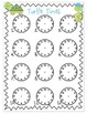 Telling Time to the Hour and Half Hour, Math Center for kg