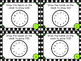 Telling Time to the Nearest Hour and Half Hour Task Cards Set 2