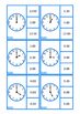 Autism Life Skills Telling the Time BUNDLE Special Education Math