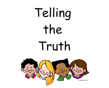 Telling the Truth Guidance Lesson