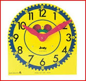 Telling time for children mp3