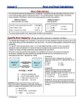 Temperature, Kinetic Energy & Heat Calculations - Guided S