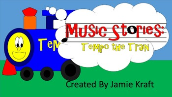 Music Stories: Tempo the Train