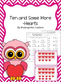 Ten And Some More Count The Room -Hearts (February)