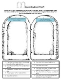 Ten Commandments Study guide and Activity Sort