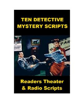 Drama - Ten Detective Mystery Scripts