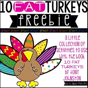 Ten Fat Turkeys FREE