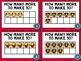 Ten Frame Addition Activity - Emoji Ten Frame Task Cards