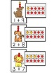 Ten Frame Apples Up On Top {A FREE Ten Frame & Equation Ma