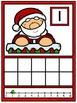 Ten Frame Counting Mats - Christmas