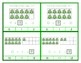Ten Frame Counting and Addition Clip Cards - Frogs