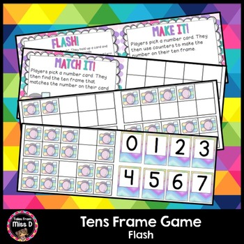 Tens Frame Game