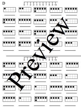 Ten Frame Fluency Level D