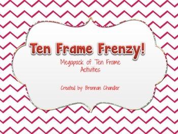 Ten Frame Frenzy: #1-20